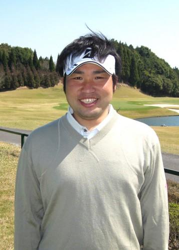 小田 新プロ